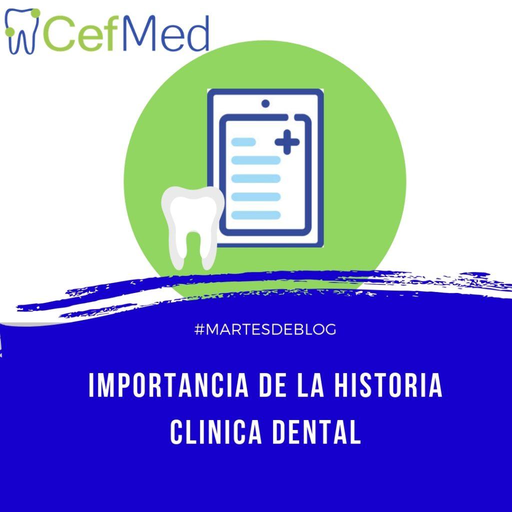historia clínica dental